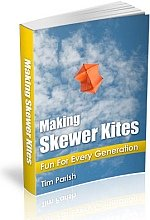Kite eBook - Making Skewer Kites.