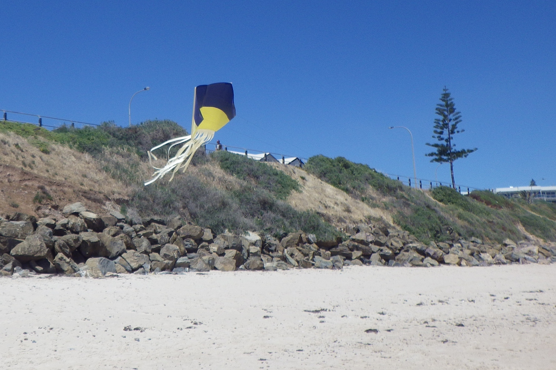 MBK Paper Sled kite 1 - 5.