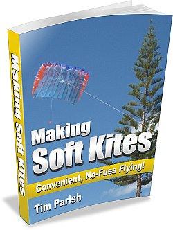 E-book - Making Soft Kites - Convenient, No-Fuss Flying.