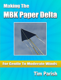 E-book - Making The MBK Paper Delta - For Gentle To Moderate Winds