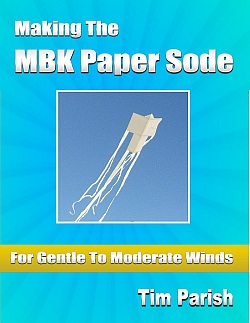 E-book - Making The MBK Paper Sode - For Gentle To Moderate Winds