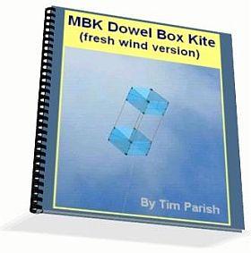 Click to buy the Dowel Box kite fresh e-book.