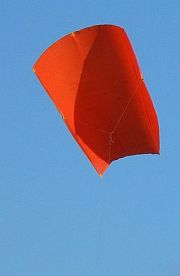 MBK 3-Skewer Sled Kite