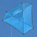 The MBK Multi-Dowel Barn Door kite.