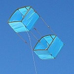 The MBK Multi-Dowel Box kite.