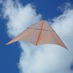 The MBK Dowel Delta kite.