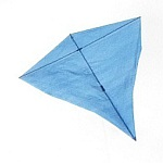 The MBK Multi-Dowel Diamond kite.