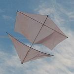 The MBK Dowel Roller kite.