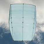 The MBK Multi-Dowel Sled kite.