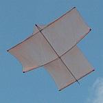 The MBK Dowel Sode kite.