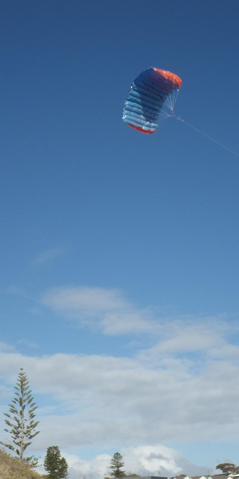 MBK Parachute kite 1 - 2.