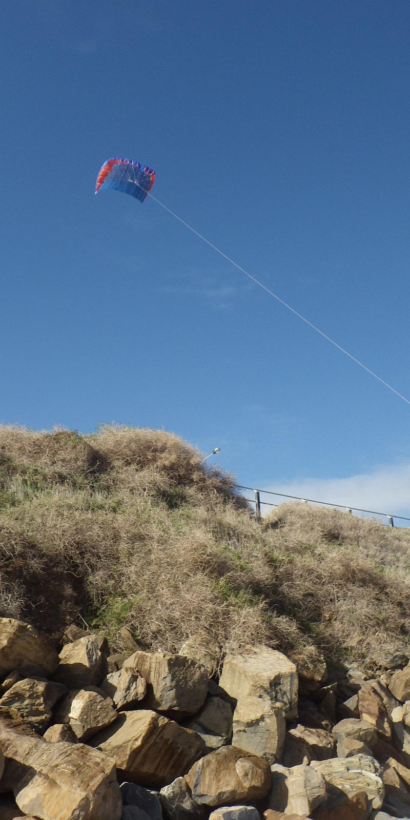 MBK Parachute kite 1 - 3.