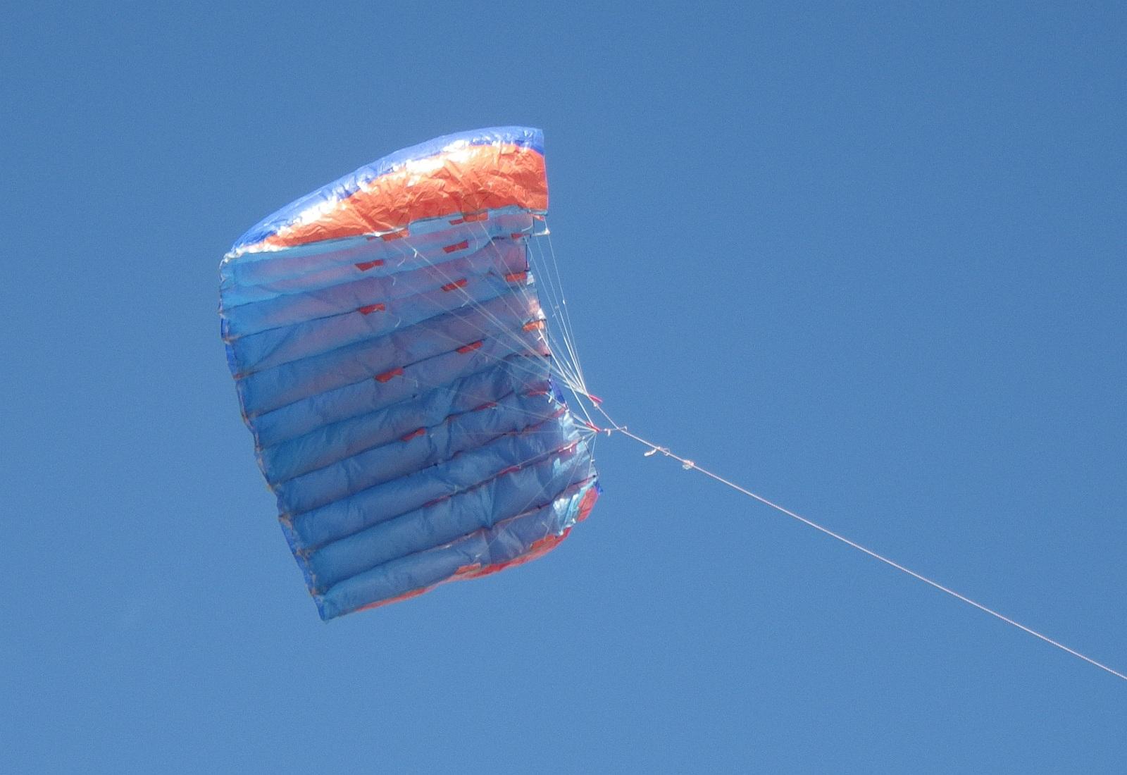 MBK Parachute kite 1 - 4.