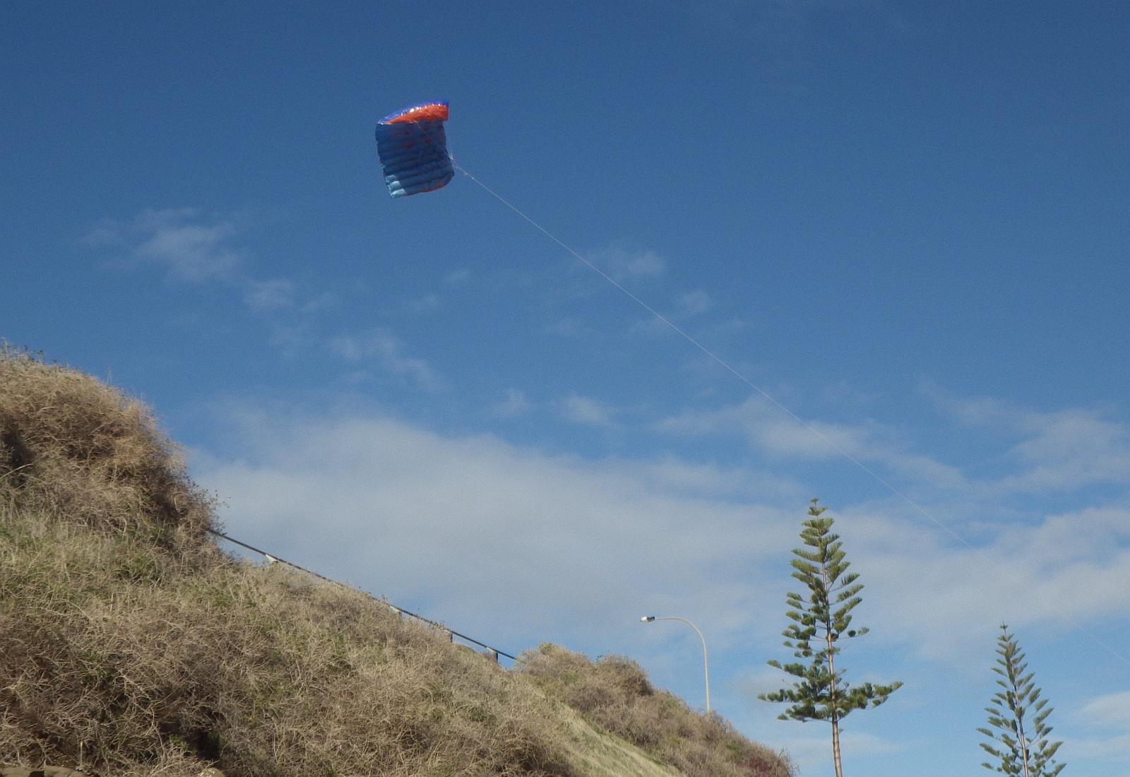 MBK Parachute kite 1 - 6.