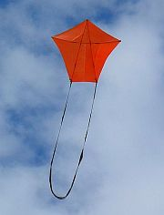The MBK 3-Skewer A-Frame Kite.