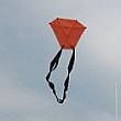 The MBK 2-Skewer Barn Door kite.