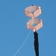 The MBK 1-Skewer Box kite.