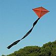 The MBK 2-Skewer Diamond kite.