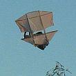 The MBK 1-Skewer Dopero kite.