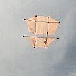 The MBK 2-Skewer Dopero kite.