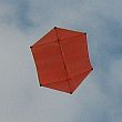The MBK 2-Skewer Rokkak kite.