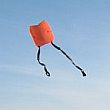 The MBK 2-Skewer Sled kite.