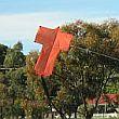 The MBK 2-Skewer Sode kite.