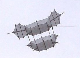 One of Cody's earliest experimental kites