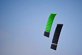 Twin Flexifoils - speedy and powerful!