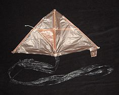 The 1-Skewer Delta from the front.