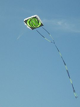 Different Kinds Of Kites - Illustrated By Our Local Kite