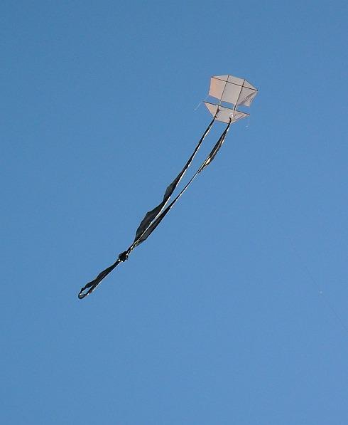 The MBK 1-Skewer Dopero in flight.
