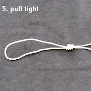 The Double Loop Knot - 5