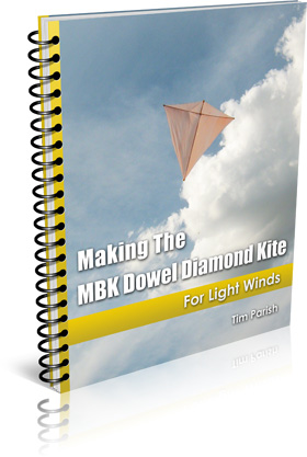 Click to buy the Dowel Diamond kite e-book.