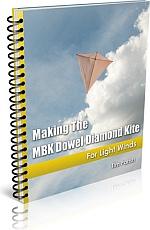 Kite e-book: Making The MBK Dowel Diamond Kite