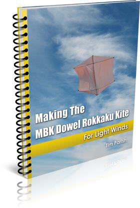 Click to buy the Dowel Rokkaku kite e-book.