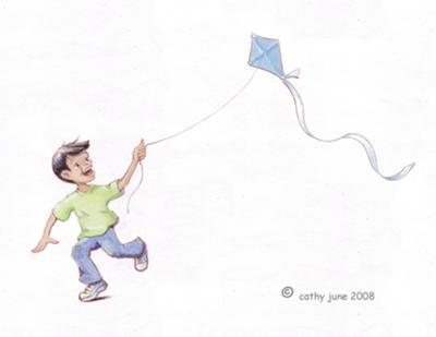 Max-powered kite