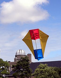 An old Military Kite from the 1960s.