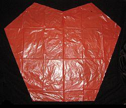 The Simple Sled kite - cut-out sail