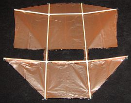 The 1-Skewer Dopero - crossing points glued
