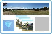Included in this KAP Report: panorama, kite, aerial stills