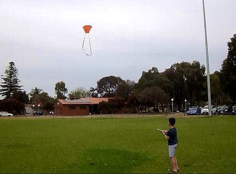 2-skewer barn door kite