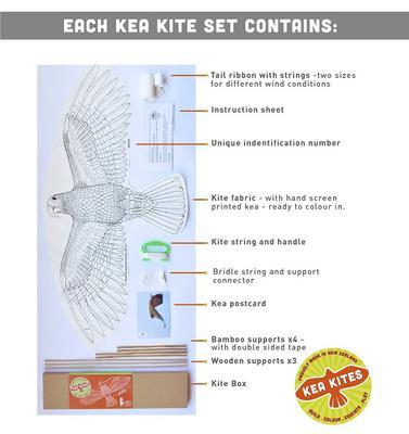 Kea Kite Set