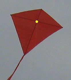 1-leg bridle on the Simple Diamond.