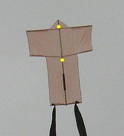 2-leg bridle on the 1-Skewer Sode.