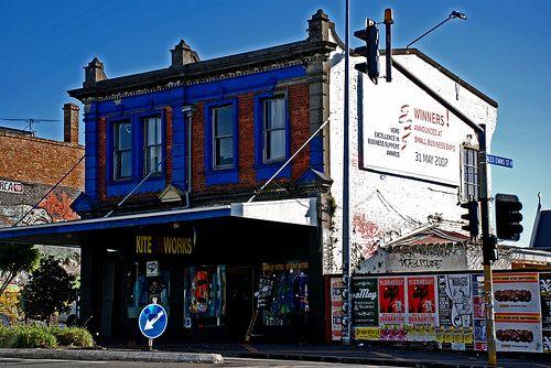 Ye Olde Kite Shoppe.