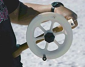 The Kite Reel From Bits Of Stick To Multi Drum Winches