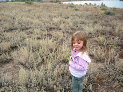 Granddaughter, Kayleigh