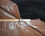 The Dowel Delta - spreader tips