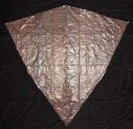Dowel Diamond - tape edges, add corner strap and add cornber pocket.